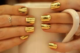 Gelové Nehty Zlaté