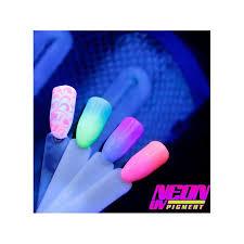 Neon Uv Pigment žlutý Foxstylecz