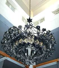 handmade wrought iron chandeliers rustic large best chandelier shades uk chand