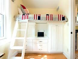 loft bed with storage and desk white loft bed with desk and storage savannah storage loft