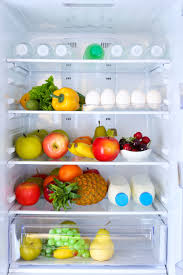 Refrigerator Food Storage Guide Super Healthy Kids