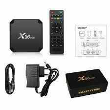 TV Box X96 mini 2GB-16GB, Rus TV in Bayern - Kaufbeuren | TV Receiver  gebraucht kaufen