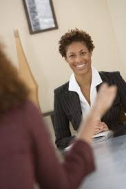 Quintessential Careers Interview Questions Business Research Job Interview Answers Woman