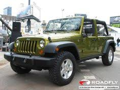 a 4 door jeep wrangler rubicon i wish we could trade in my pt cruiser convertible hopefully within the next year