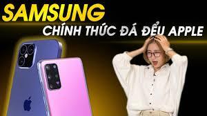 Samsung 'Đá Đểu' Apple Là Kẻ Chậm Chân, iPhone 11 và 11 Pro Max Bị Khai Tử