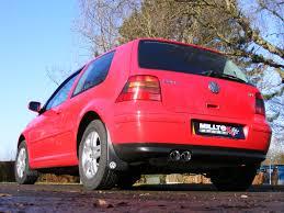 Volkswagen Golf Mk4 GTI 1.8T Milltek exhaust