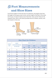 American Doll Size Chart Try It Out Tuesday The Sock Knitters Handbook Jos