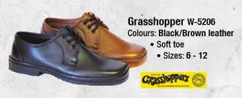 Watson Grasshopper Shoe Nstc