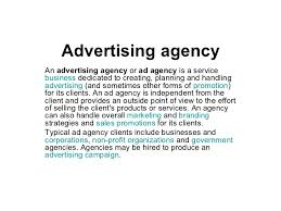 Advertising Plan Pdf Advertising Agency