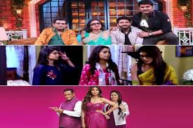 The Kapil Sharma Show Tops Trp Charts This Week As Naagin 3