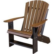 Adirondack Chair  Wildridge Recycled Plastic Heritage