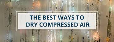 The Best Ways to Dry Compressed <b>Air</b> | Quincy <b>Compressor</b>