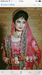 la femme beauty salon bridal makeup feminaplus bridalmakeup eye salon artist chandigarh best panchkula india wedding