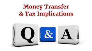 what are the tax implications for sending money from usa to india