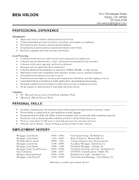 Resume Examples Loan Processor Resume Sample Resume Peppapp Data Entry And Word 96
