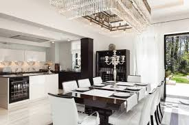 modern house interior dining room. Fine House Modern House Beautiful Interiors Dining Room Stock Photo  44117621 And Modern House Interior Dining Room M