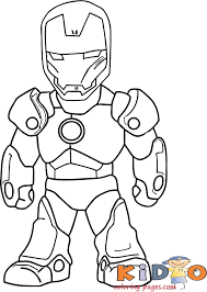 Iron man (anthony edward tony stark) is a fictional superhero appearing in american comic books published by marvel comics. Iron Man Coloring Pages For Kids Kids Coloring Pages