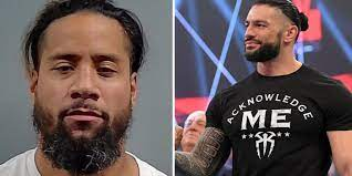 Roman Reigns After Jimmy Uso's Arrest