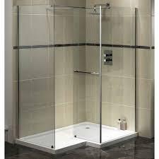 18 inch double towel bar bathroom racks in shower rack semi frameless door chrome glass hooks