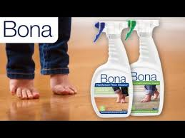 daily cleaning with bona hardwood floor cleaner
