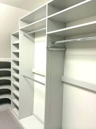 small square closet design ideas small walk in closet remodel very small square walk in bedroom
