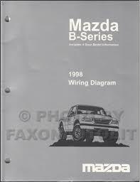 search 2001 Mazda B2300 Wiring Diagram 1998 mazda b4000 b3000 b2300 pickup truck wiring diagram manual original 2 and 4 door Mazda 3 Wiring Diagram