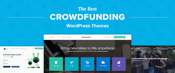 Free Crowdfunding Sites Top 6 Best Crowdfunding Wordpress Themes For 2019 Compete