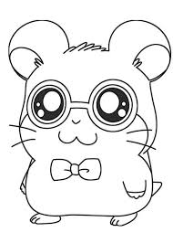 Small Picture hamster coloring pages
