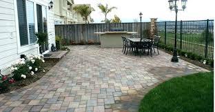 concrete patio costs per square foot average patio cost cost to build a brick patio cost