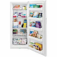 Frigidaire 15.5 Cu. Ft. Garage Ready Frost Free White Upright Freezer  FFFU16F2VW - Camden Appliance