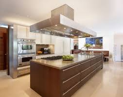 Small Picture Kitchen Islands Ideas Silver Refrigerator Brown Countertop Black