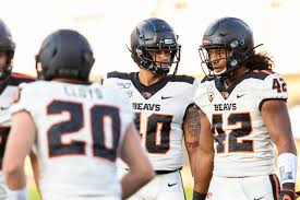 Oklahoma State Football Depth Chart Oregon State Announces Its Depth Chart For 2019 Season