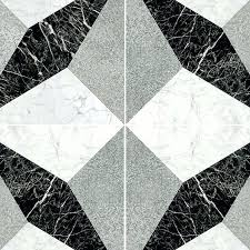 black and white tile floor texture. Black And White Marble Tile Texture Seamless Illusion Floor . A