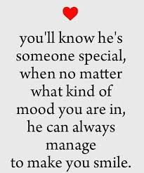 Special Love Quotes Fascinating Love Quote You'll Know He's Someone Special Love Quotes LoveIMGs