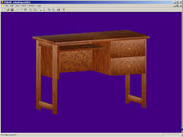 3D furniture design software for manufacturers of furniture well known  Screen Shot