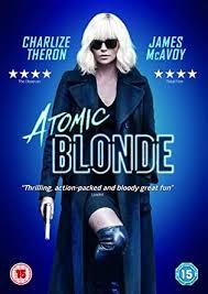 <b>Atomic Blonde</b> [DVD] [2017]: Amazon.co.uk: Charlize Theron, James ...