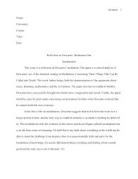 Examples Of Mla Format Essays Davidkarlsson
