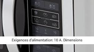 AVIS - Sharp R-742INW Micro-ondes Gril 25 litres - Argent - YouTube