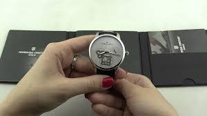 Инструкция: Как заводить механические <b>часы</b> - YouTube