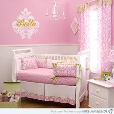 Candy Pink Damask Nursery
