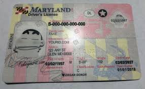Make Id We Scannable Premium Maryland Fake Buy - Ids