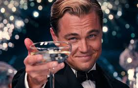 Image result for dicaprio looking smug