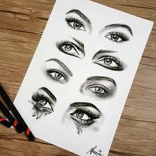 beautiful pencil drawings ideas 1