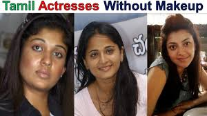 tamil actress without makeup