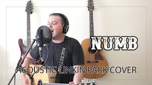 numb linkin park acoustic cover for chester bennington