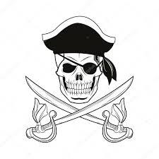 татуировки пиратов мультфильм пират татуировка дизайн векторное