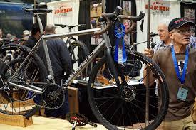 nahbs 2016 kent eriksen wins twice for best cyclocross bike
