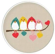Modern Cross Stitch Patterns Interesting Modern Cross Stitch Nxtbgco