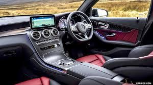 The interior is quiet, attractive, and. 2020 Mercedes Benz Glc Coupe Uk Spec Interior Hd Wallpaper 156
