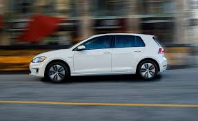 Volkswagen Car With Screw Light 2017 Volkswagen E Golf Ev First Drive Review Car And Driver